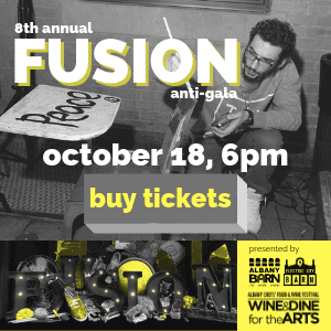 Fusion @ The Barn (ends Oct 18)