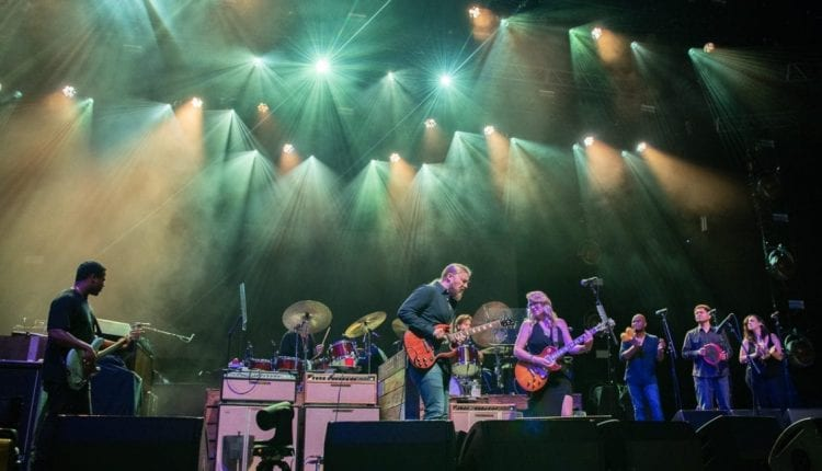 John Fogerty, Tedeschi Trucks Band and Grace Potter and the Nocturnals performs at Bethel Woods Center for the Arts, as part of the 50th Annivrersary of Woodstock on Sunday August 18, 2019.