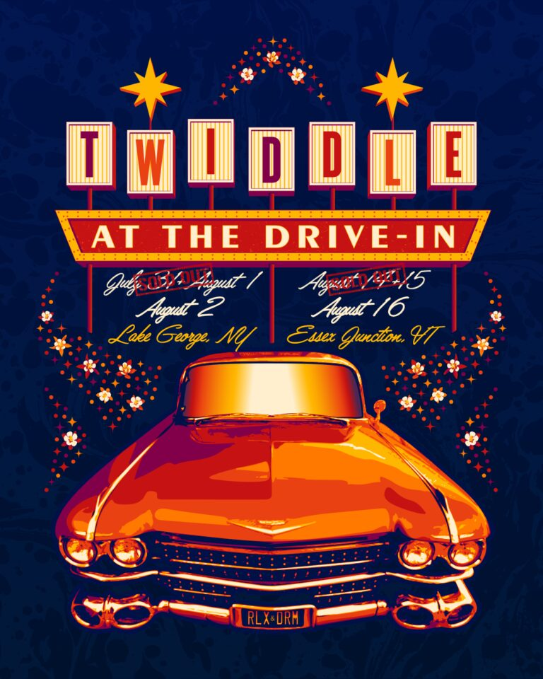 twiddle drive-in