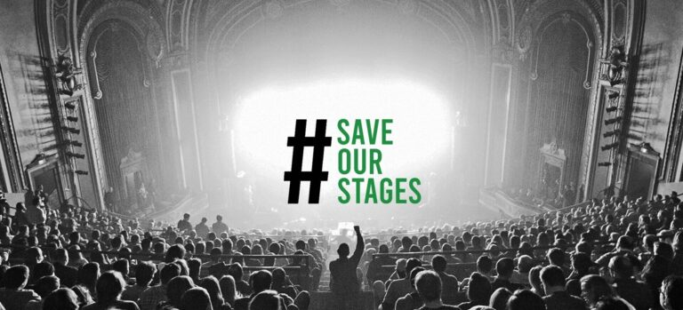 Save Our Stages Heroes Act