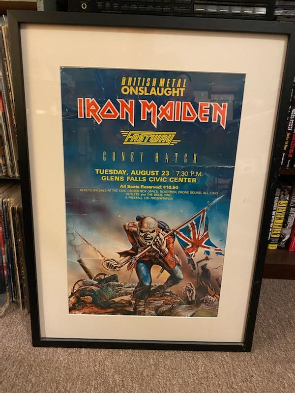 iron maiden world piece