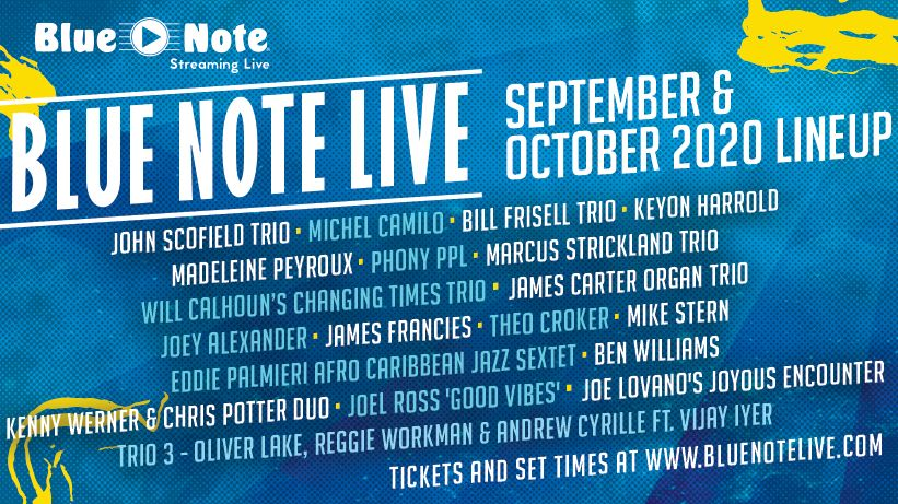 blue note live