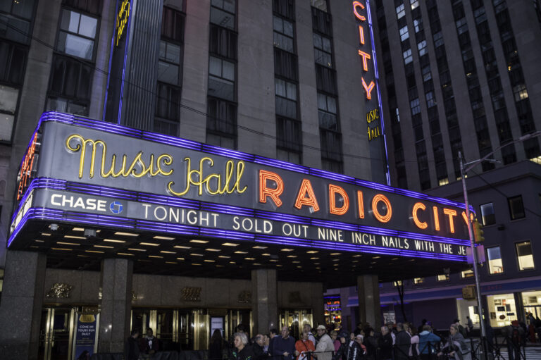 NIN Radio City Music Hall