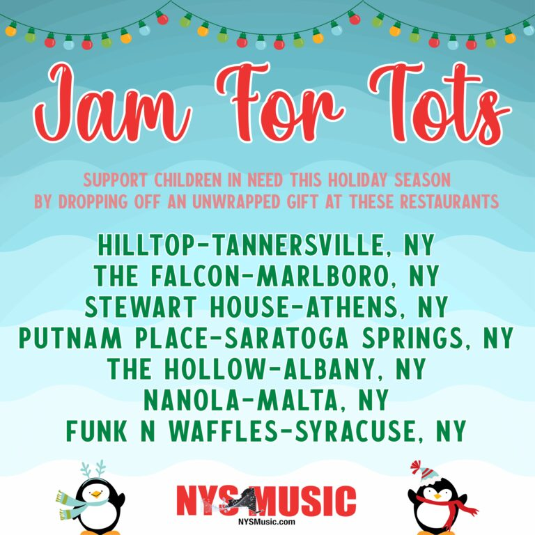 jam for tots
