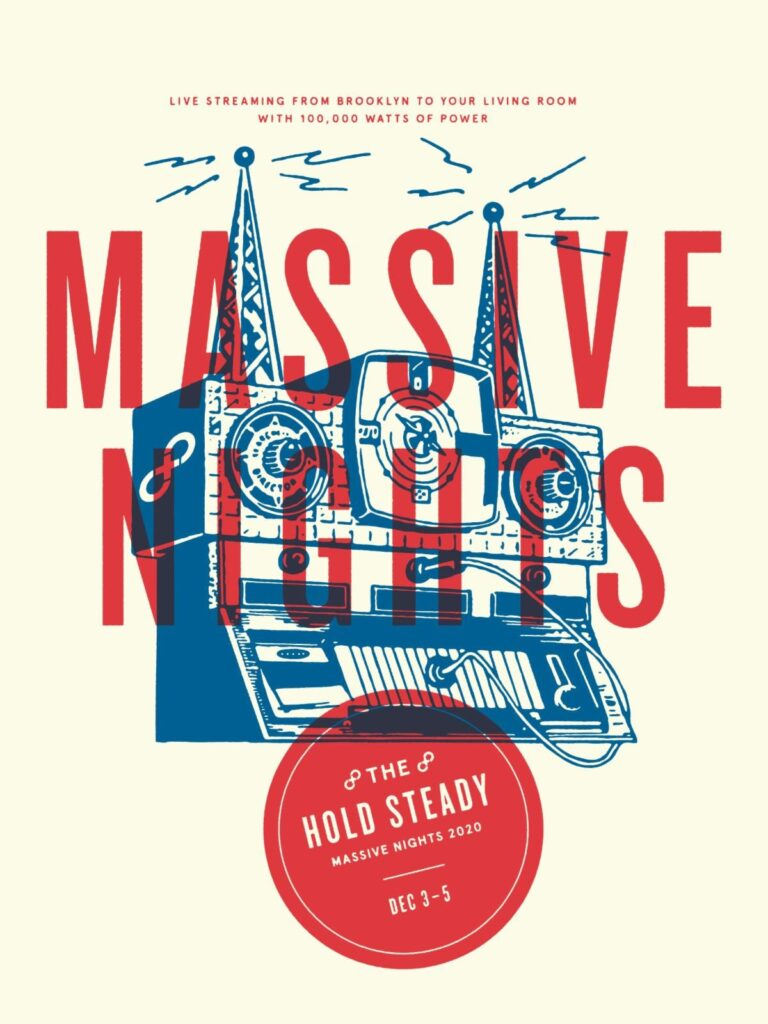 THe Hold Steady Massive Nights 2020