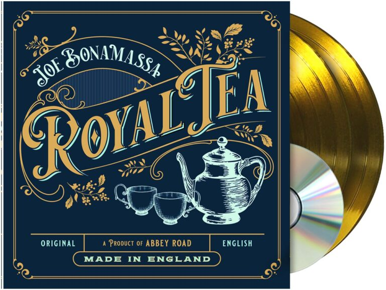 Joe Bonamassa Royal Tea