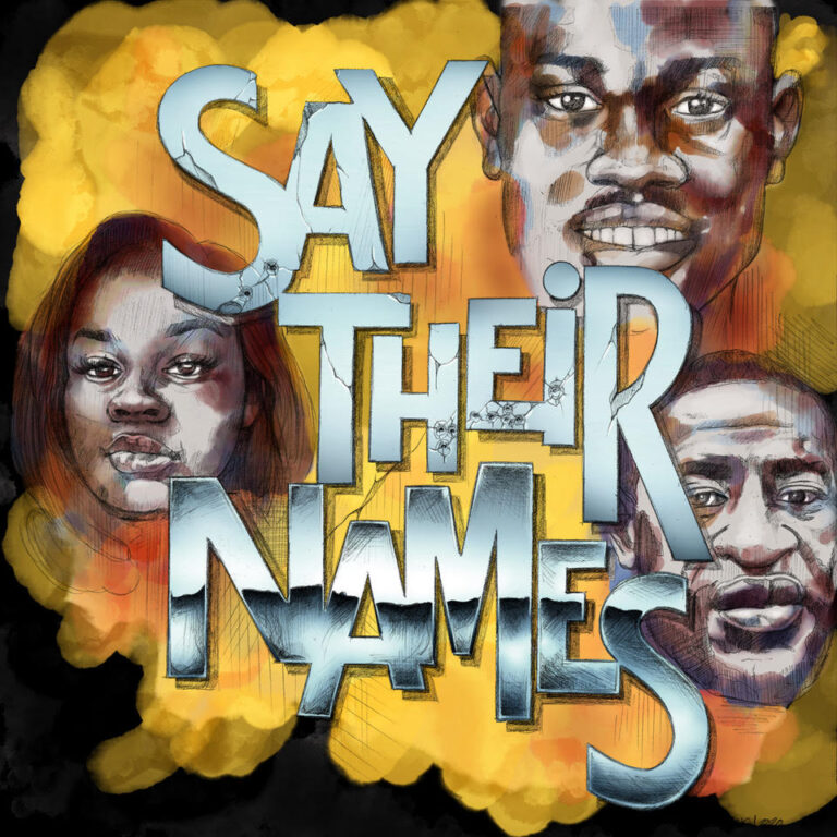 Say Their Names