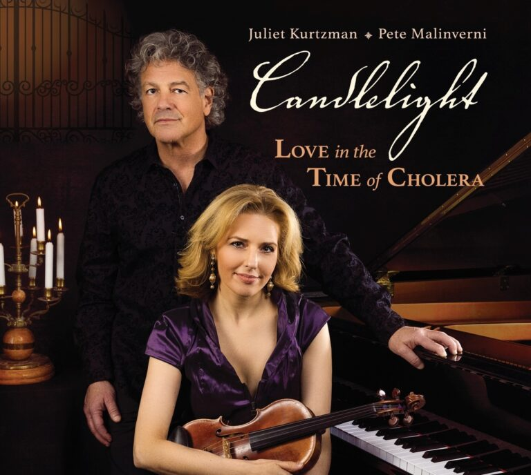 Candlelight Love in the Time of Cholera
