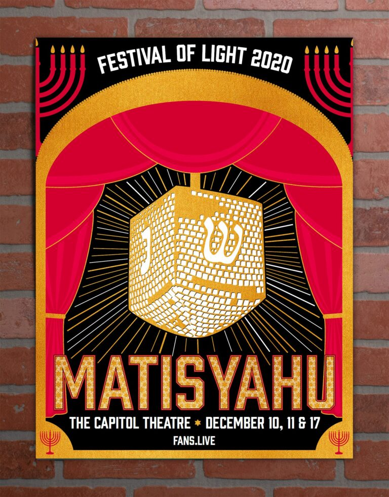 matisyahu festival of light