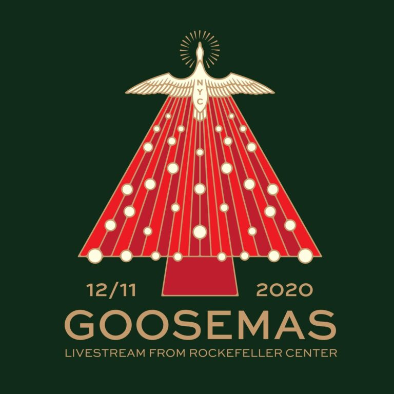 goosemas rockefeller center