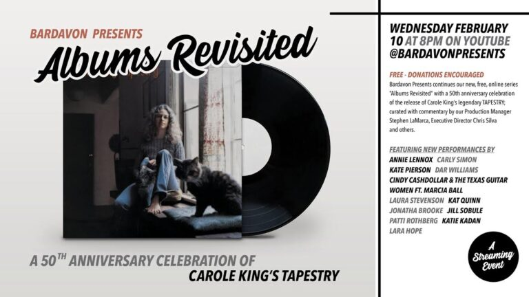 Albums Revisited carole king