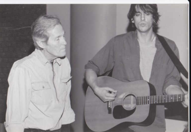 Levon Helm Mike Younger
