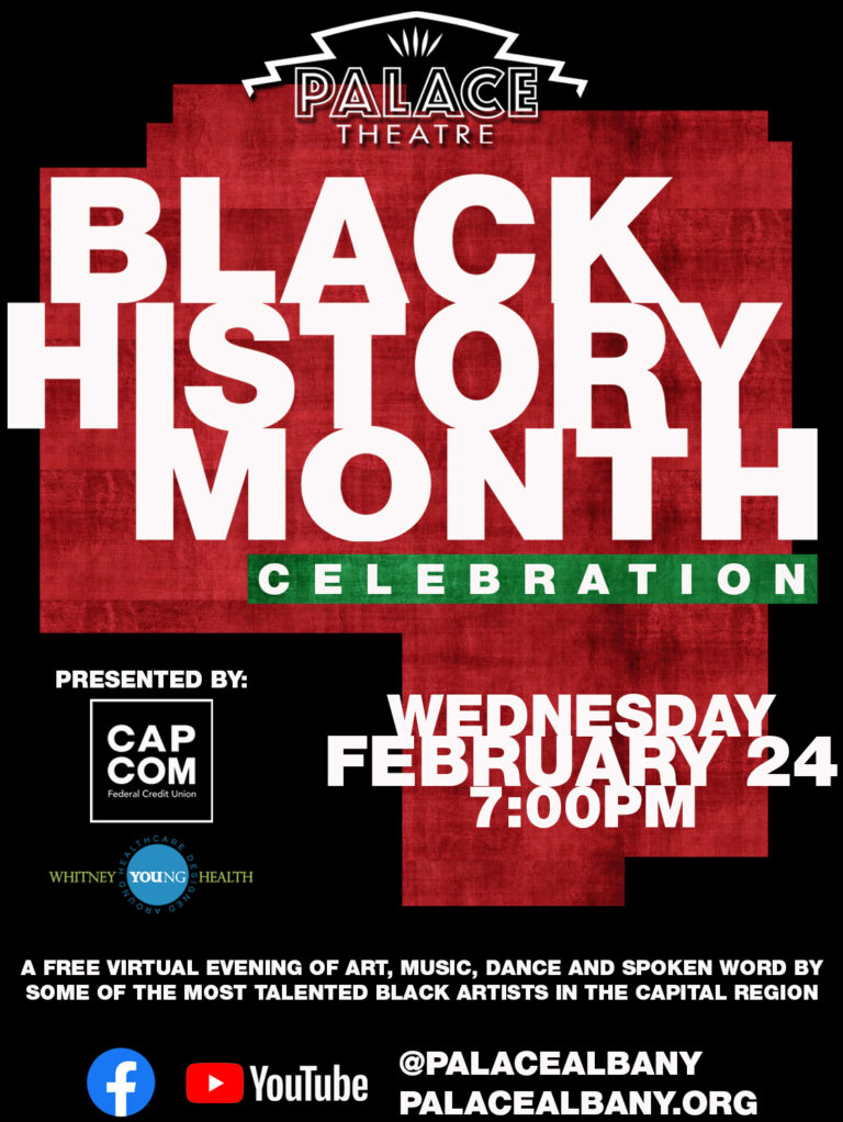 Palace theatre black history month
