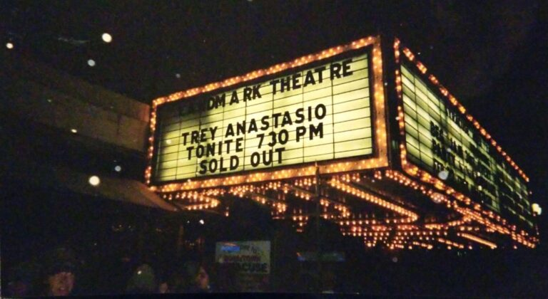 trey anastasio landmark theatre