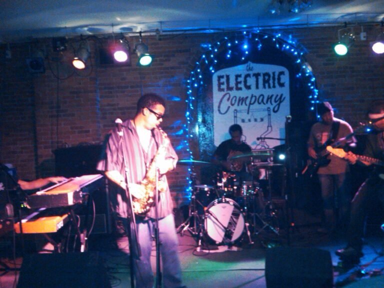 alan evans let it ride electric company