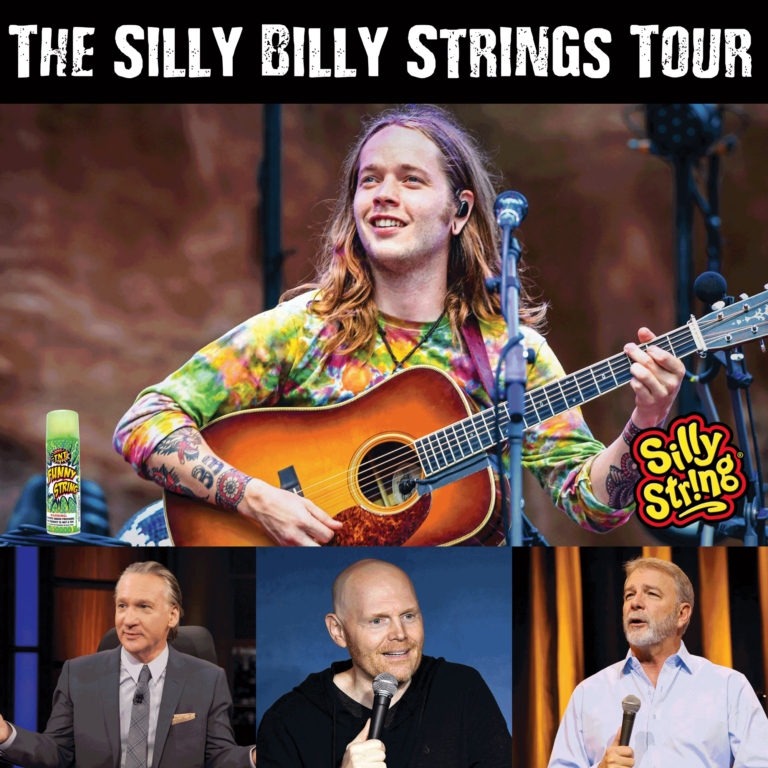 silly billy strings