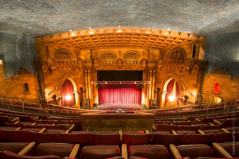The State Theatre of Ithaca