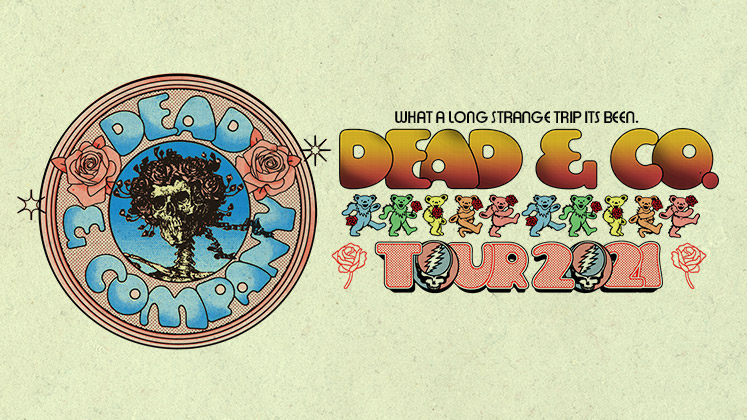 dead and company 2021 summer