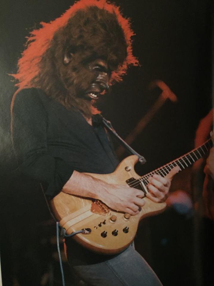 Dead Syracuse bob weir werewolves
