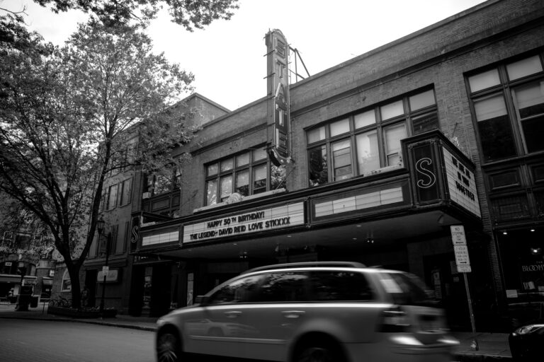 Venues New York State