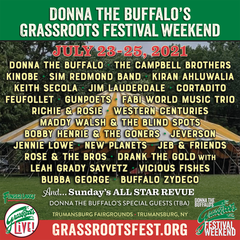 Finger Lakes GrassRoots Live