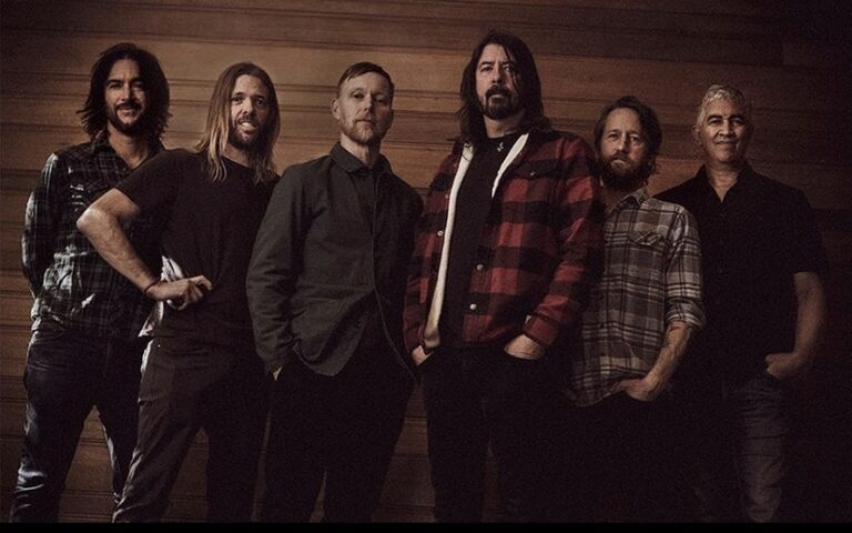 Foo Fighters MSG