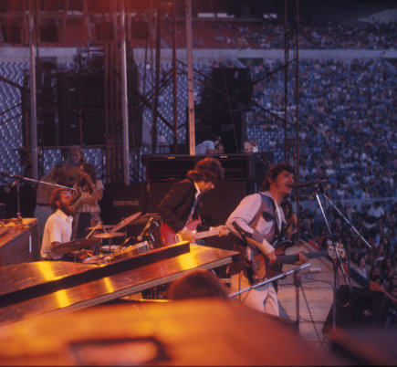 the band eric clapton