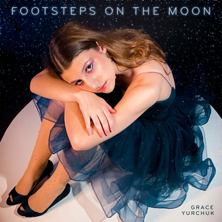 Grace Yurchuk Footsteps on the Moon