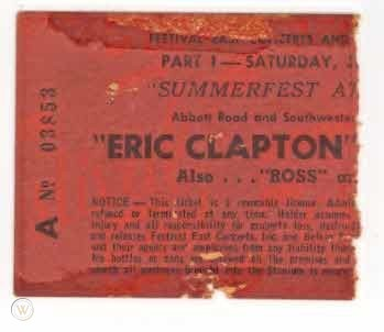 eric clapton the band