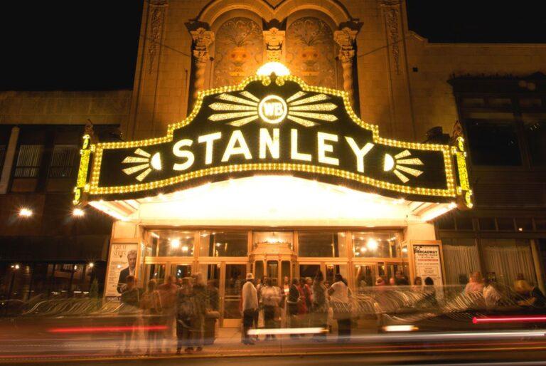 stanley theatre volunteers